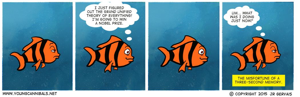 Why There Aren't Any Astrophysicists Fish